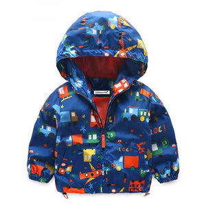 High Quality Boys Outerwear Jackets - Chilly Baby