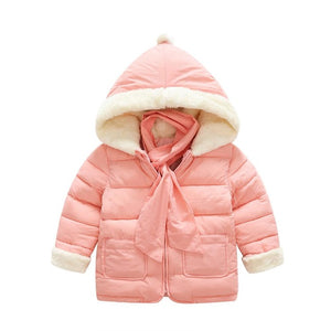 Hooded Warm Outerwear Jacket For Boys - Chilly Baby