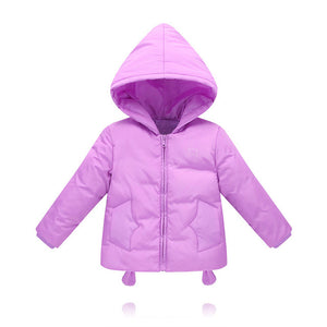 Girls Down Jacket - Chilly Baby