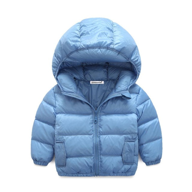 Boys Warm Outerwear Coats - Chilly Baby