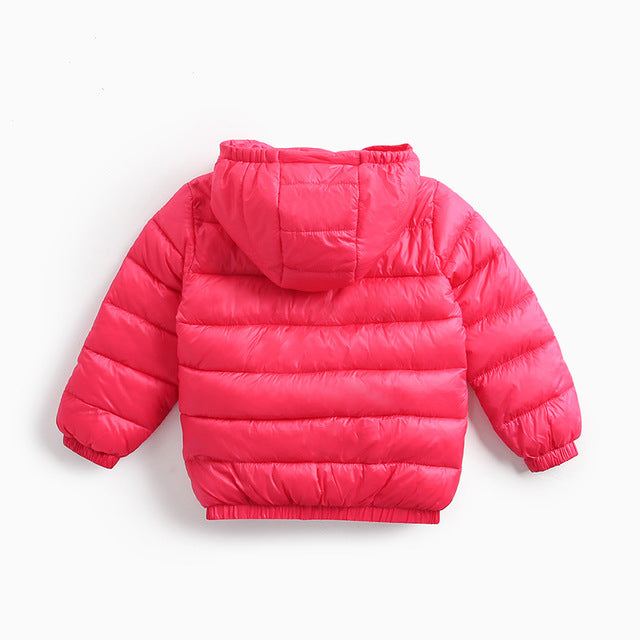 Winter Jackets For Girls - Chilly Baby