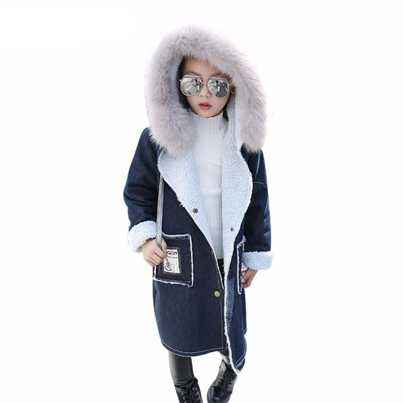 Jeans Jackets for girls - Chilly Baby