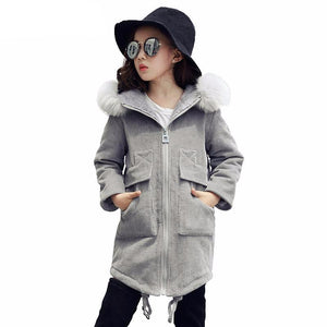 Thicker long coats - Chilly Baby