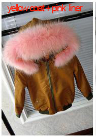 Real Fur Jackets - Chilly Baby