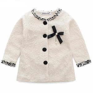 Girls Cardigan Coat - Chilly Baby