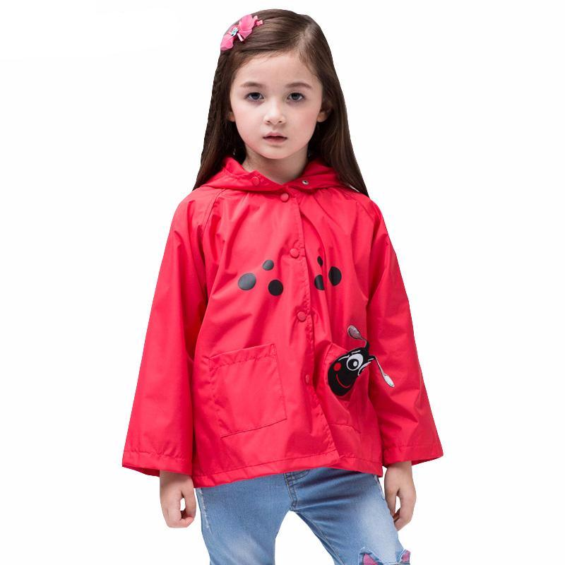 High Quality Girls Trench Coat - Chilly Baby