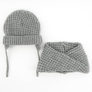 Baby Caps and Hats set - Chilly Baby