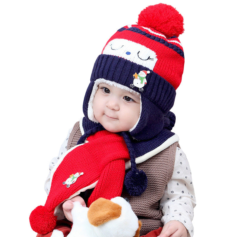 Christmas Baby Hats for Boys Girls - Chilly Baby
