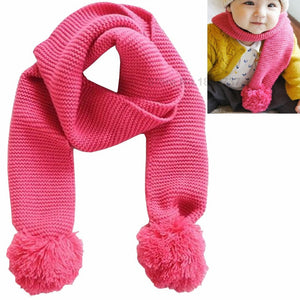 Cute Crochet Knitted Cotton Hats for Kids - Chilly Baby