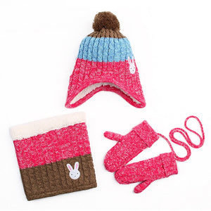 Winter Baby Hat for Girls - Chilly Baby