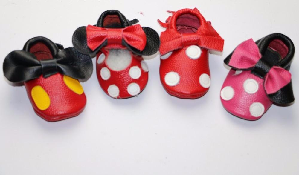 Genuine Leather Toddler Baby Shoes - Chilly Baby