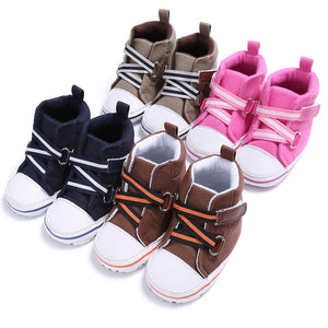Soft Soled First Walkers Shoes - Chilly Baby