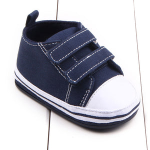 Soft sole rubber baby shoes - Chilly Baby