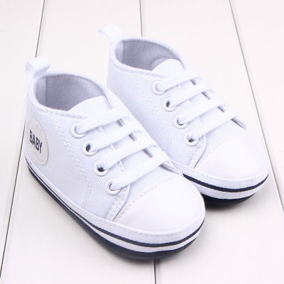Soft sole baby shoes - Chilly Baby