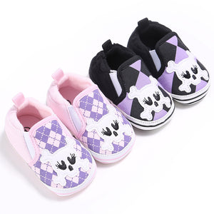 Soft Bottom Graffiti  Baby Shoes C - Chilly Baby