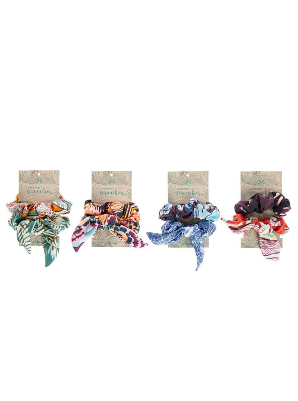 ASSORTED SCRUNCHIE PACKS