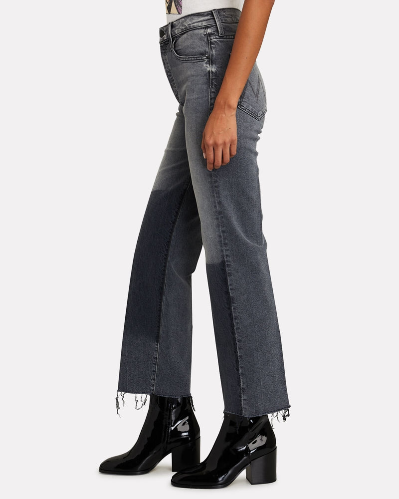 The Rambler Ankle Fray Jeans