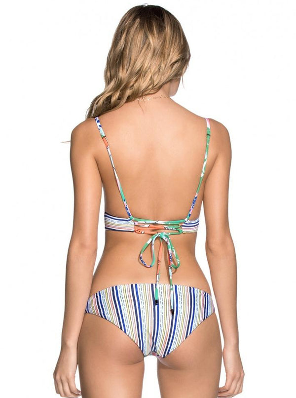 Village Villas Triangle Bikini Top