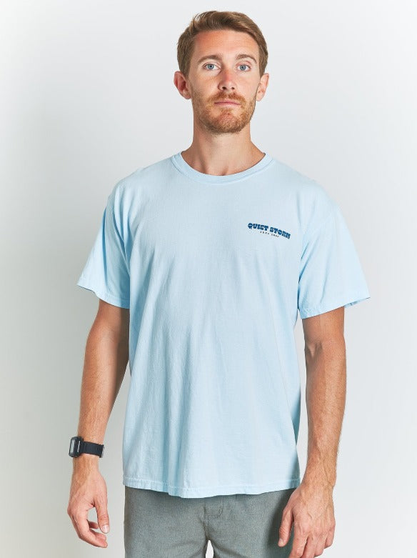 Stacked Short Sleeve Tee | 3 Colors
