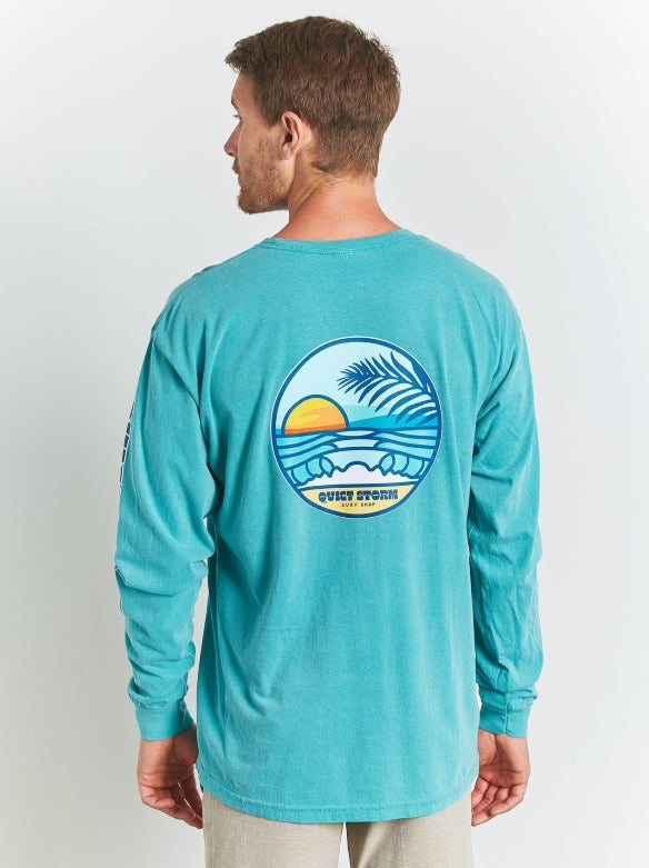 Stacked Long Sleeve Tee | 2 Colors