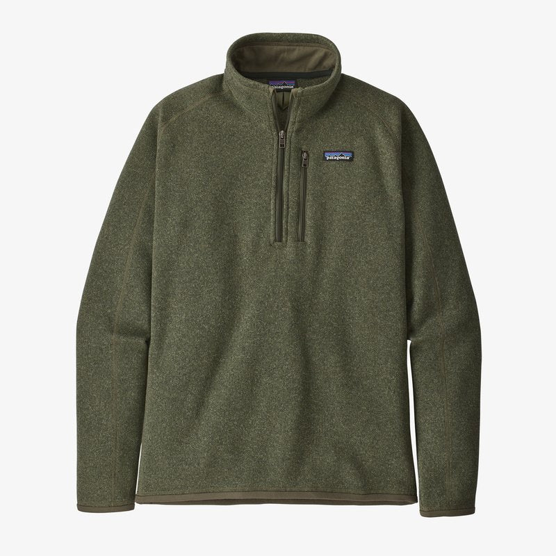 BETTER SWEATER 1/4 ZIP | 7 Colors