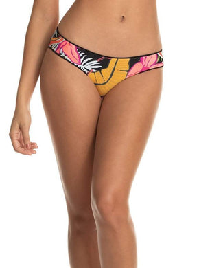 Hat Black Sublime Reversible Bikini Bottom