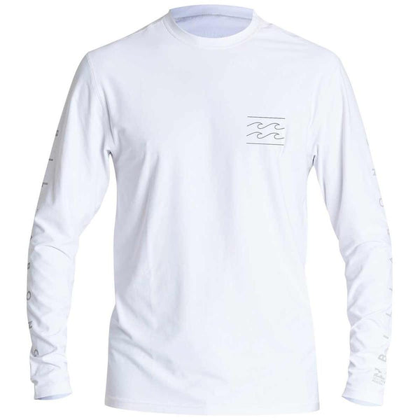 Unity Loose Fit Long Sleeve Surf Shirt