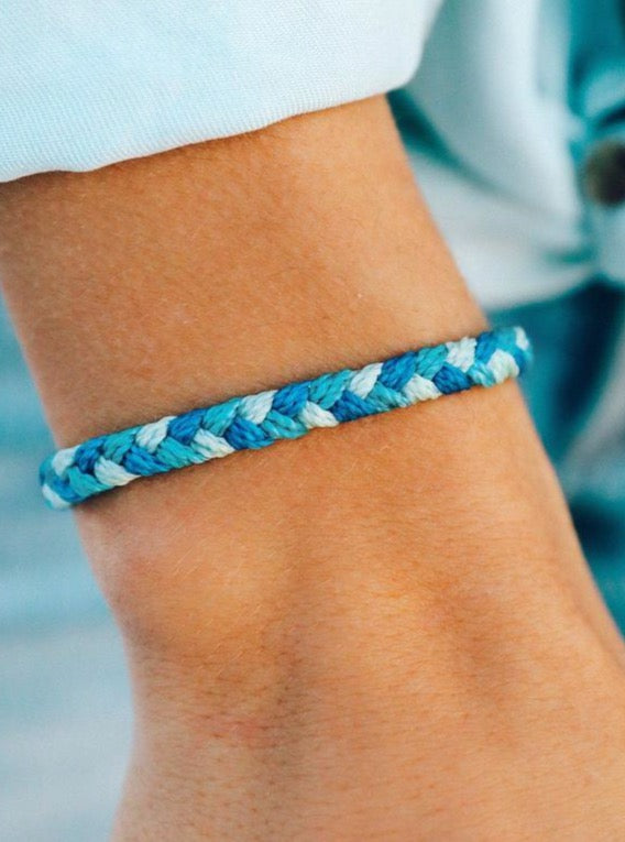 MULTI BRAIDED BRACELET | 4 COLORS