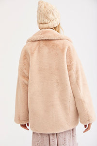Solid Kate Faux Fur