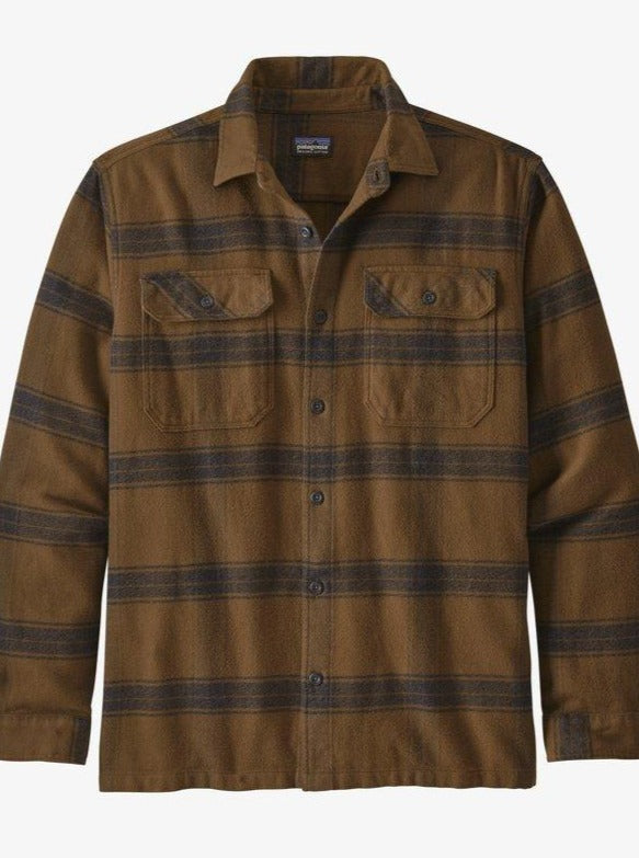 Long-Sleeved Fjord Flannel | 8 Colors