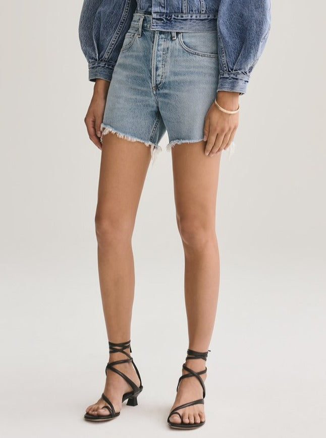 Reese Relaxed Cut Off Short