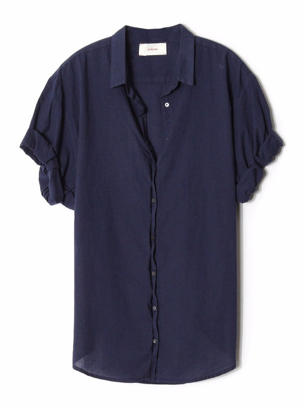 Channing Shirt in Navy