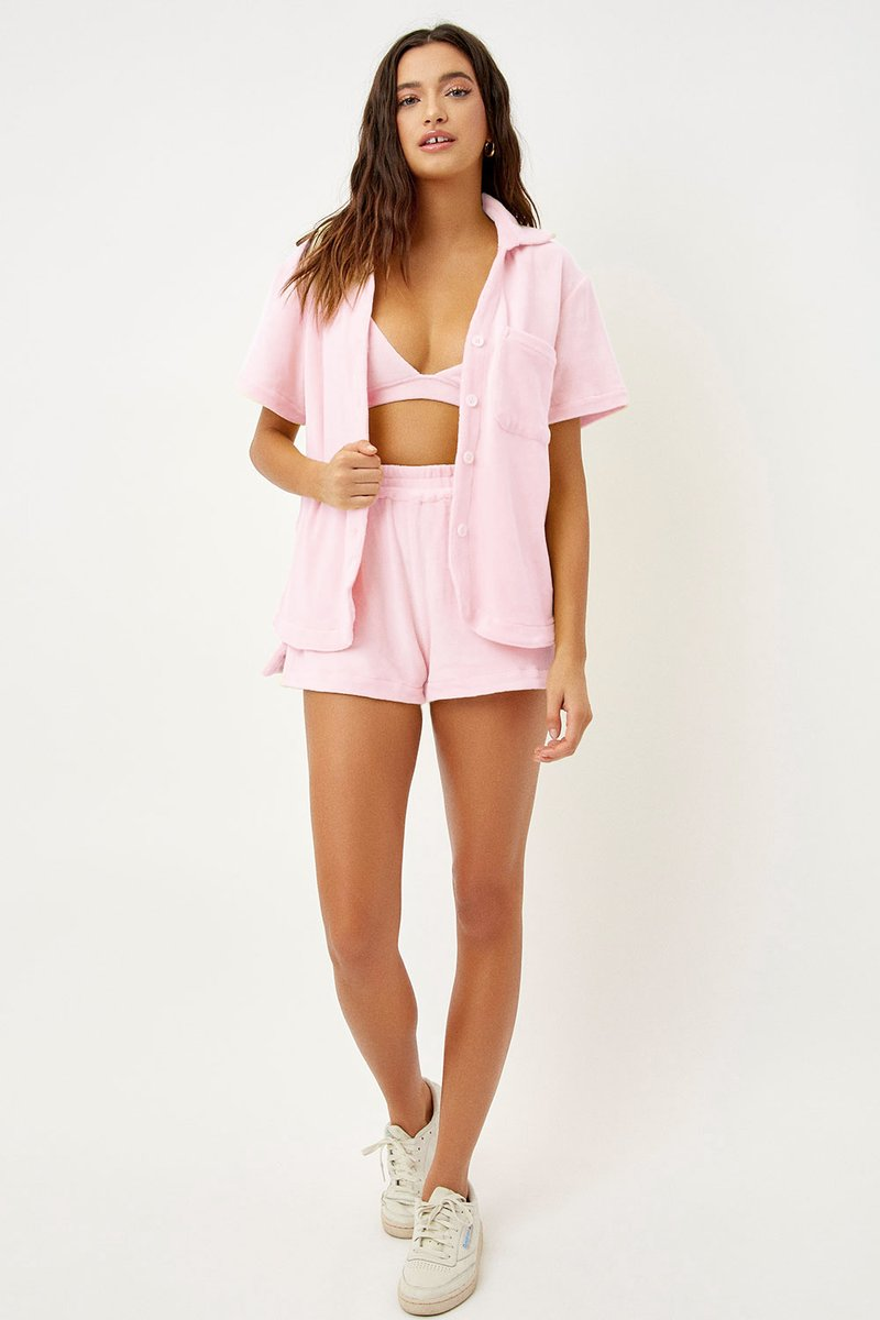 Coco Top Pink