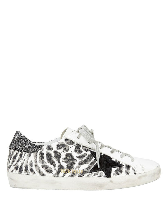 Superstar Leopard Print