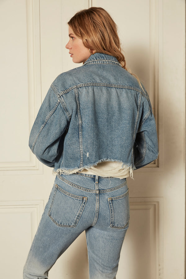 Harvey Gilda Jean Jacket