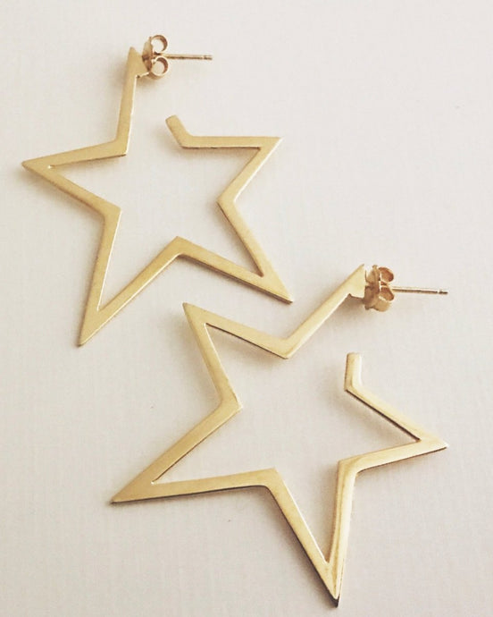Sade Star Earring / 2 Colors