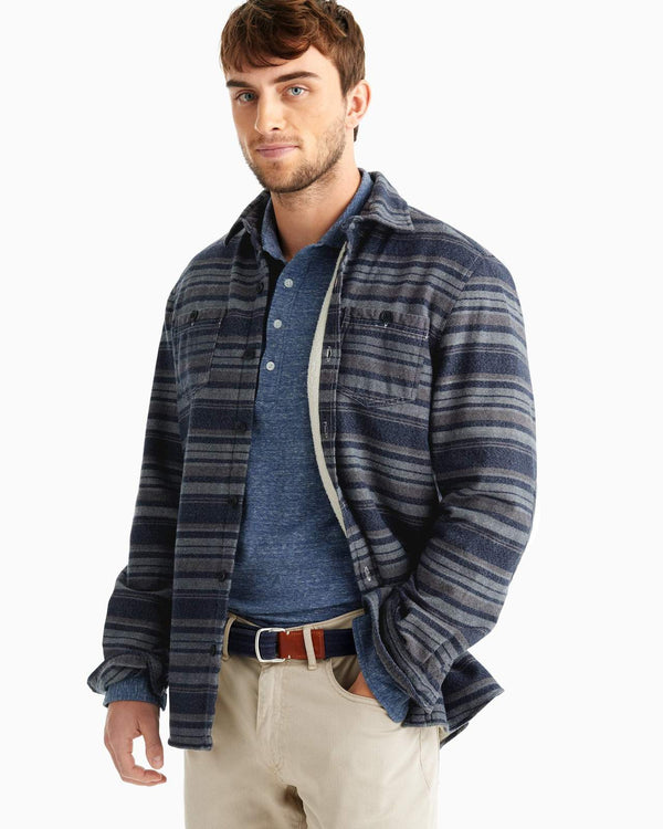 WORTH SHERPA LINED JACKET