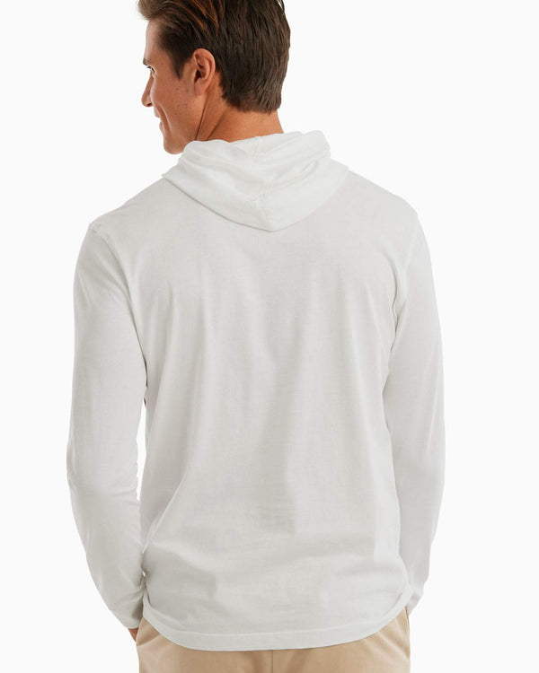 Jared Long Sleeve Hooded T-Shirt