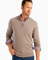Bailey 1/4 Zip Sweater | 2 Colors