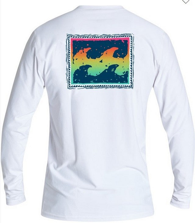 Warchild Loose Fit Long Sleeve Surf Shirt