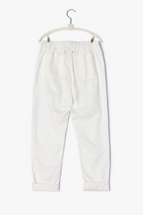 Tucker Pant In White Wash