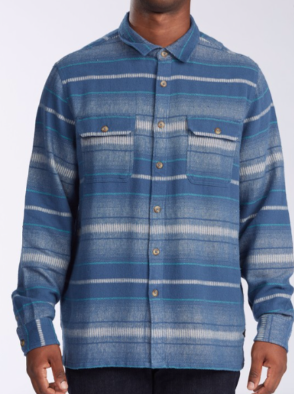 Offshore Long Sleeve Flannel Shirt