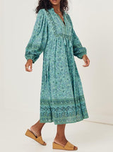 SUNDOWN BOHO DRESS