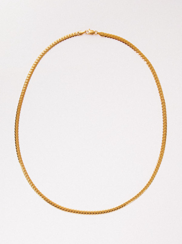 Alicia Necklace Gold