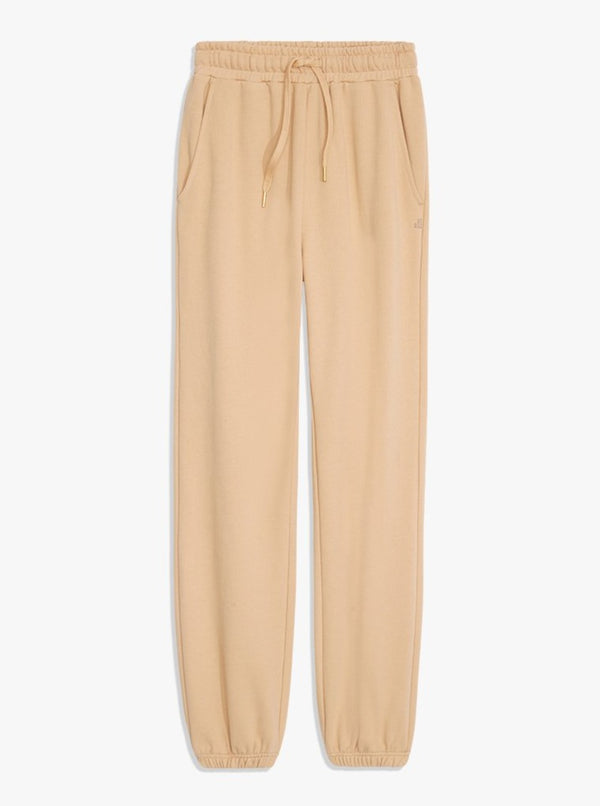 SWEATPANT IN TAN
