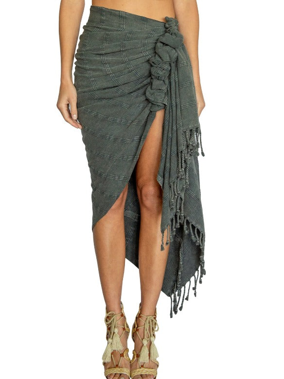 SUN WASH TULUM SKIRT