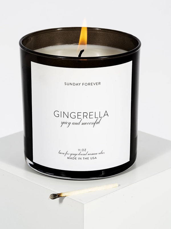 Gingerella Spicy & Successful Candle