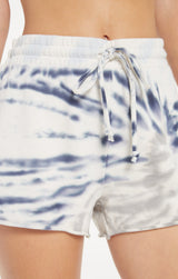 THE MULTI COLOR TIE-DYE SHORT