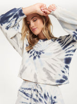 THE MULTI COLOR TIE-DYE SWEATSHIRT