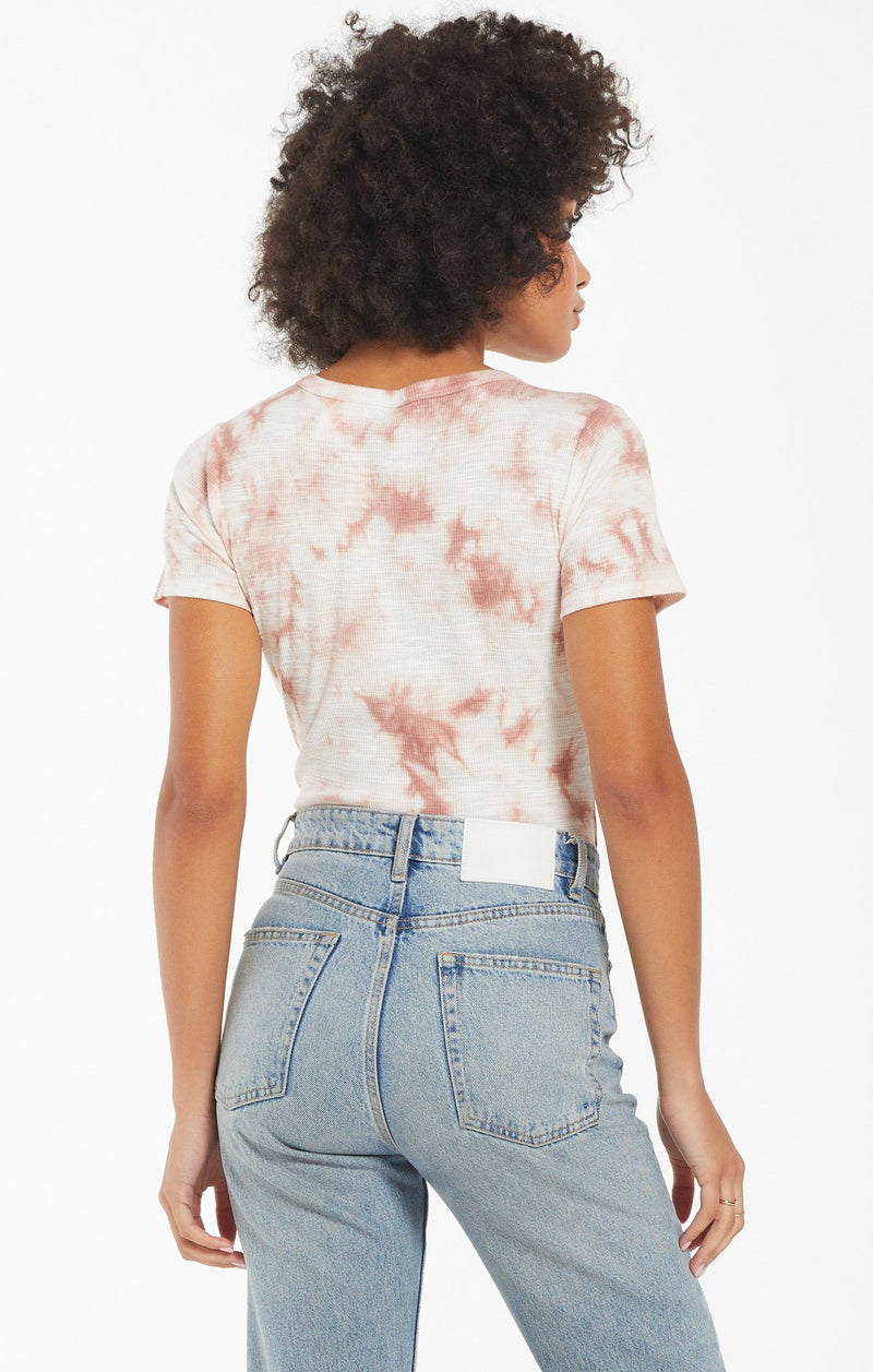 LYNN CLOUD TIE-DYE BODYSUIT